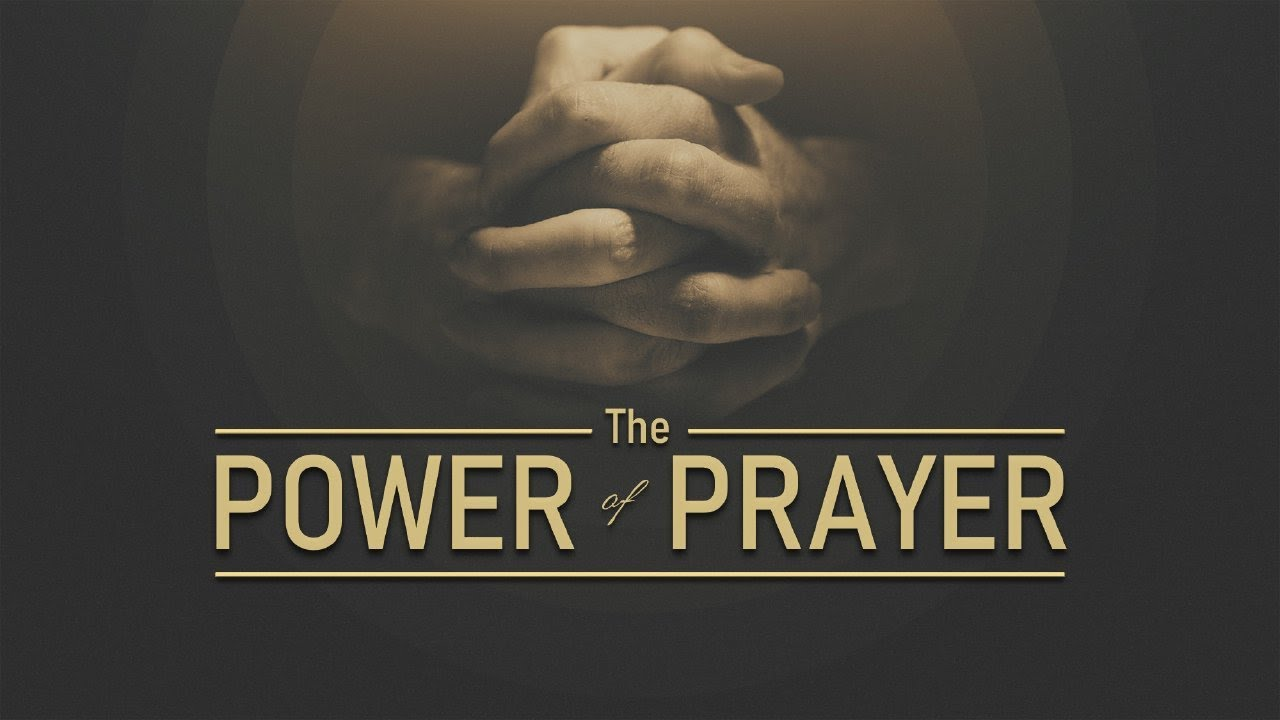 Andrew Itson -The Power of Prayer- Robertsdale Church of Christ