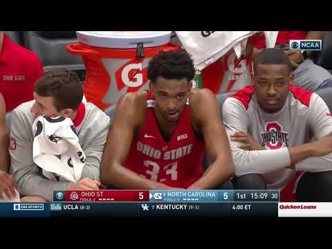 2017 NCAAB North Carolina vs Ohio State
