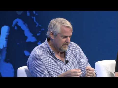 Google's Andrew Conrad Speaks at WSJD Live