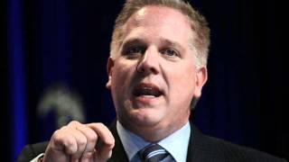glenn beck explains why he would support ron paul for president over progressive newt gingrich