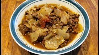 'cabbage Roll' Stew