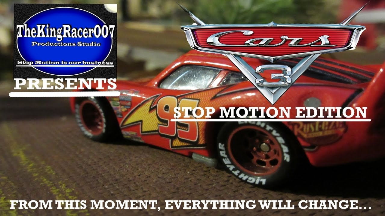 cars 3 official us trailer stop motion youtube