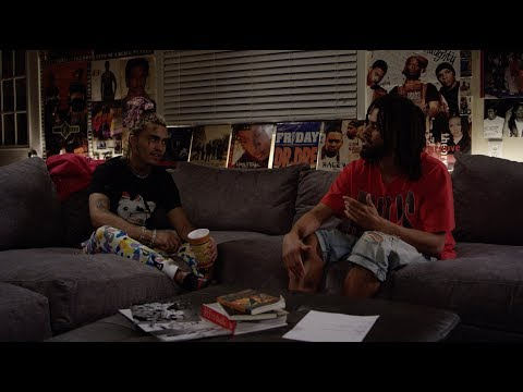 J. Cole x Lil Pump Interview