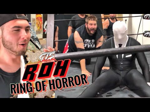 RICH KID HIRES SLENDERMAN TO DESTROY GRIM IN GTS WRESTLING SUPERCARD MAIN EVENT!