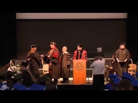Eastern Mennonite University Commencement 2015