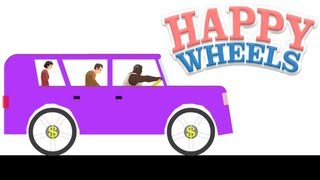Game | Happy Wheels Rap Battle Van | Happy Wheels Rap Battle Van