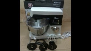Master Stand Mixer Oxone Ox-855 [Unboxing]