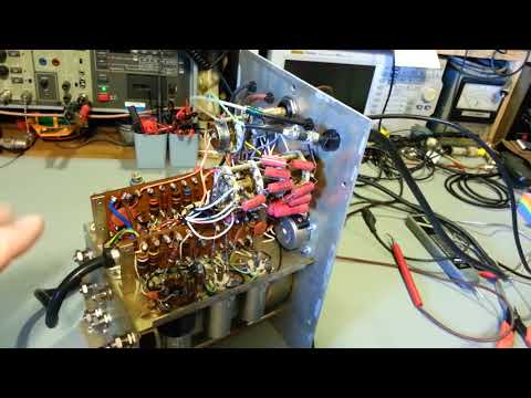 Best vacuum tube multimeter ever made (my opinion). Military ME-26D/U