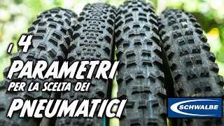 I 4 parametri per la scelta dei pneumatici
