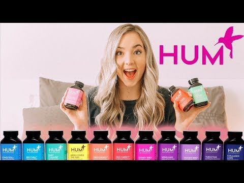 HUM Nutrition Unboxing & First Impression}