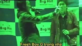 [VIETSUB] Suga vs I11evn @ Big Hit Audition Final Rap Battle