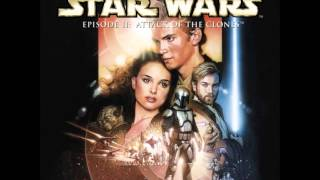 Star Wars II: Attack of the Clones - End Title (Across The Stars, Anakin
