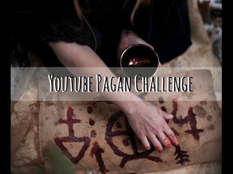 youtube-pagan-challenge---21#-il-libro-delle-ombre