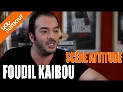 FOUDIL KAIBOU - Je suis un arabe intégré par le vin