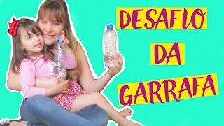 DESAFIO DA GARRAFA | WATER BOTTLE FLIP CHALLENGE