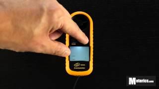 Benetech GM816 Цифровий анемометр / Облік вітрової швидкості