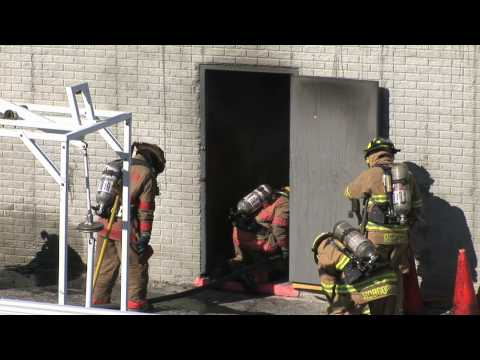 Firefighting Study: Impacts of Crew Sizes and Arrival Times
