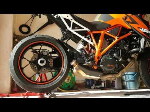 AUSTIN RACING GP1R SLIP KTM SUPERDUKE 1290 R