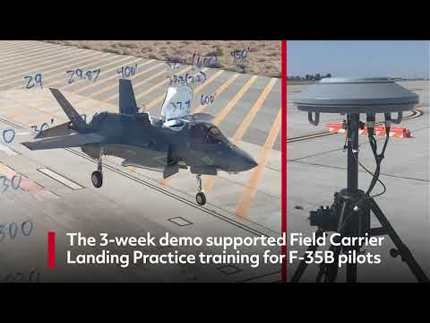 eJPALS deployed at Marine Corps Air Station Yuma
