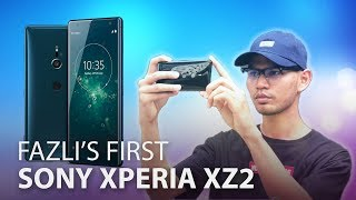 Sony Xperia XZ1 adalah hape kelas tertinggi atau flagship dari SONY yang dirilis di 2017 lalu. Saat .