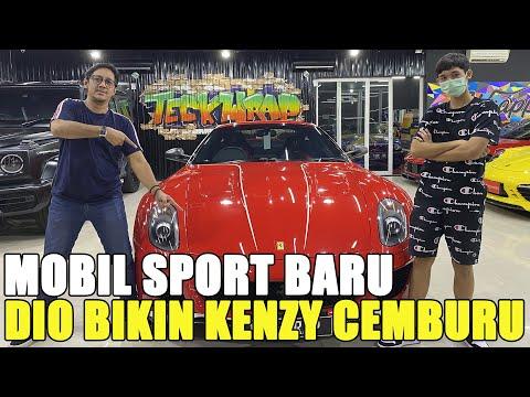 DIO NYOBAIN MOBIL SPORT BARU LAGI DAN CUMA ADA 1 DI INDONESIA.. ANDRE PUSING HARGANYA LEBIH MAHAL