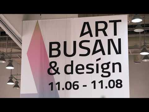[ART BUSAN & design] Installation Day