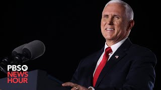 WATCH: Vice President Mike Pence's full speech at the Republican National Convention
