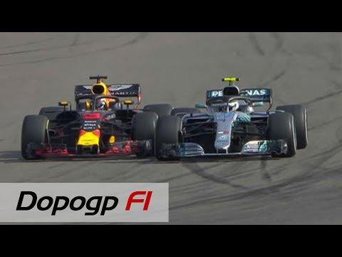 F1, GP Cina 2018: vince Ricciardo ed Hamilton...ringrazia Verstappen-Vettel   DopoGP F1