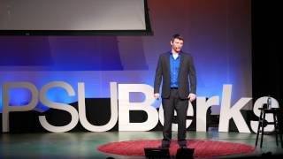 College After Special Forces | Blake Miles | TEDxPSUBerks