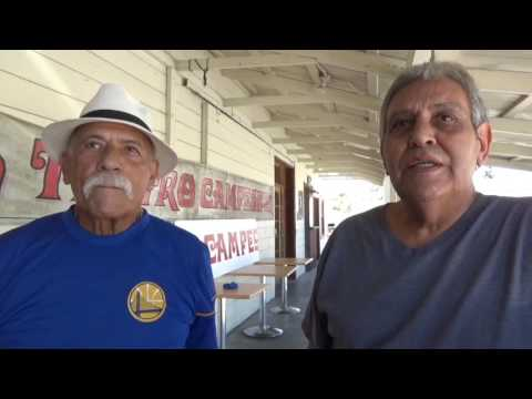 Interview: Muralist comes home to paint El Teatro Campesino sign