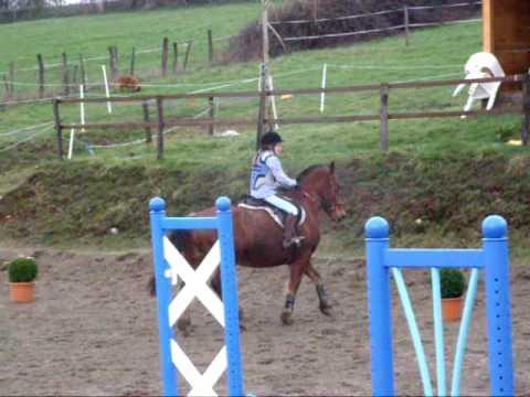 Concours de Hunter à Vignieu au Pony Express