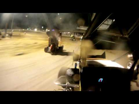 Southern Illinois Raceway Micros | In-Car  | July 14th 2012