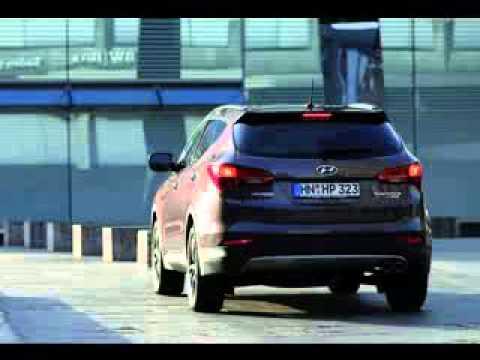 Hyundai Santa Fe EU Version 2013 interior exterior photo gallery