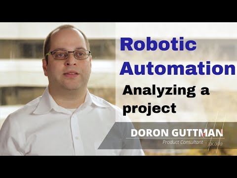 Robotic Process Automation - Past and Present