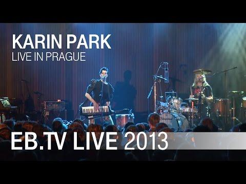 Karin Park live in Prague (2013)