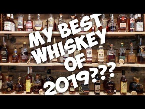 BEST Whiskey 2019 Edition / My Bourbon Journey