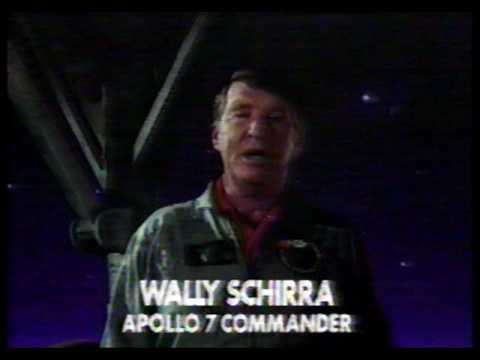 Actifed Commercial with Wally Schirra