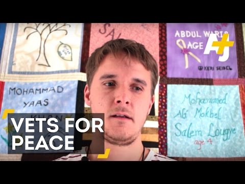 'Veterans For Peace' Want To End All Wars