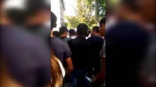 Спецоперация полицейских в Шымкенте