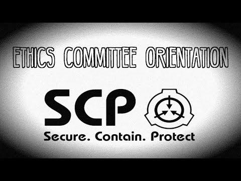 """Ethics Committee Orientation"""
