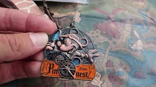 Is The PinQuest Interactive Disney Pin Scavenger Hunt at Animal Kingdom Worth The Price?