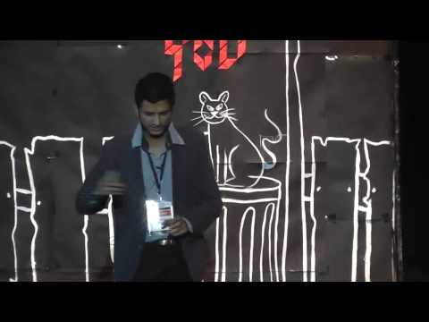 Cleaning Space Debris: Saurabh Kaushal at TEDxBITSGoa