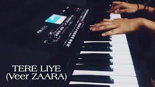 Tere Liye ( Veer Zaara ) Piano Cover