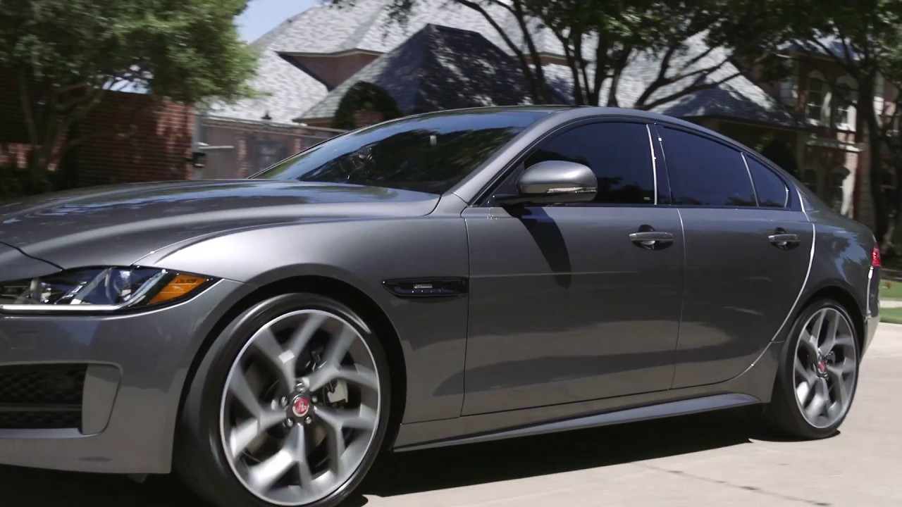 2017 Jaguar XE Review   Park Place Jaguar