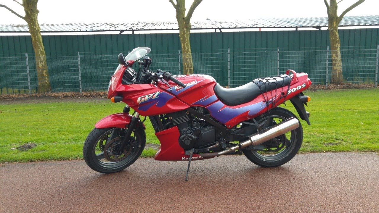 Kawasaki GPZ 500 S kaufen auf Ricardo