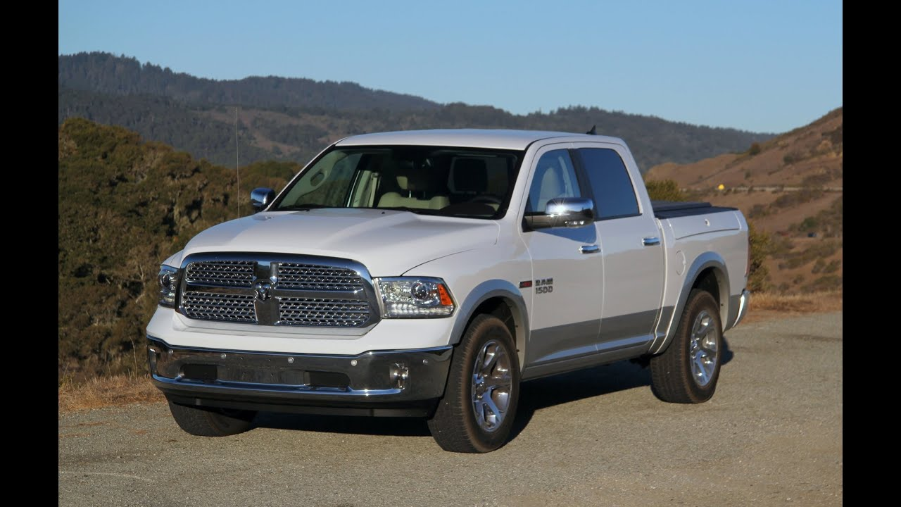 Dodge Ram 1500 Diesel >> 2014 2015 Ram 1500 Eco Diesel Review And Road Test Youtube
