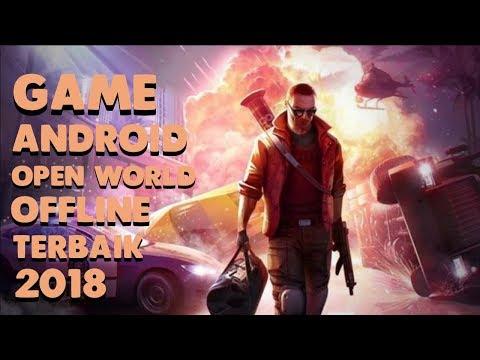 5 Game Android OFFLINE Open World Terbaik 2018 - 동영상