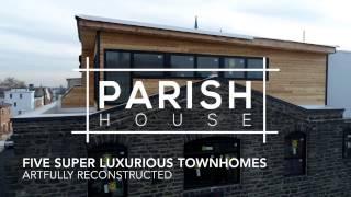 Parish House: Say Hello to Heaven