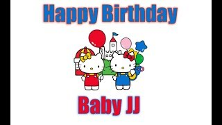 Baby JJ 2nd Birthday Music Video