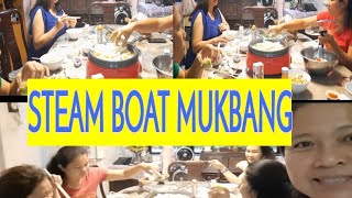 Steam Boat Mukbang With Friends